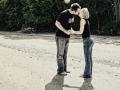 Caitlin-&-Blake-Beach-Kiss CR