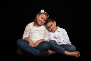 Sherie-&-Jack's-Family-Portrait-Kids-on-Black-LR