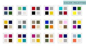 WhatToWearColorPalette